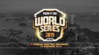[2019] Free Fire World Series - Rio de Janeiro, Brazil