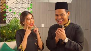 Syamel & Ernie Zakri - Seru Hari Lebaran [Official Music Video]