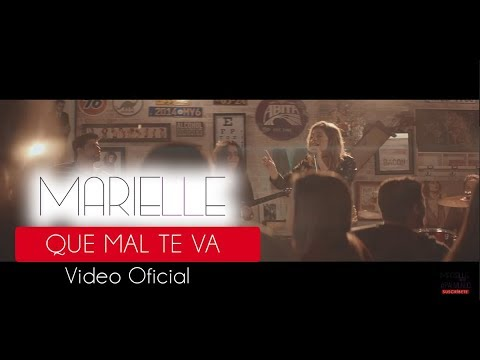 Que Mal Te Va - Marielle Hazlo (Video Clip Oficial) ®