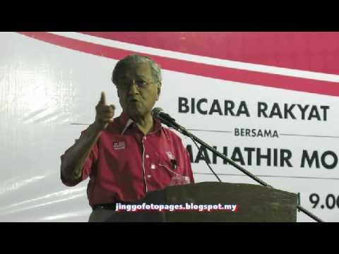 20170210 Ucapan penuh Dr Mahathir di Kuala Kedah
