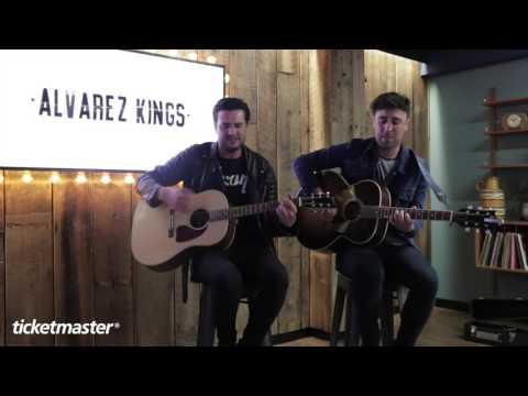 Alvarez Kings perform in session