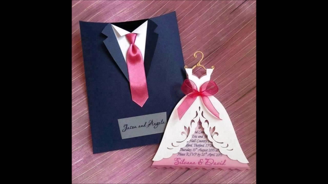 Invitaciones para bodas o matrimonios originales - Lugares originales para casarse ...