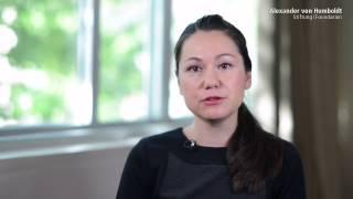 Veronika Kupriyanova - German Chancellor Fellow 2010-2011 thumbnail