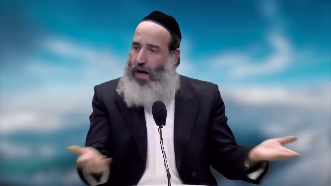 הרב, אני מתחתנת עם בחור מבוגר   הרב יצחק פנגר HD חובה!