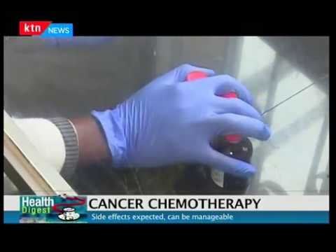 Health Digest:Chemotherapy for cancer treatment and management-part two