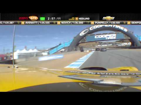 2013 Laguna Seca Race Broadcast [Part 1] - ALMS - Tequila Patron - Racing - Sports Cars - ESPN