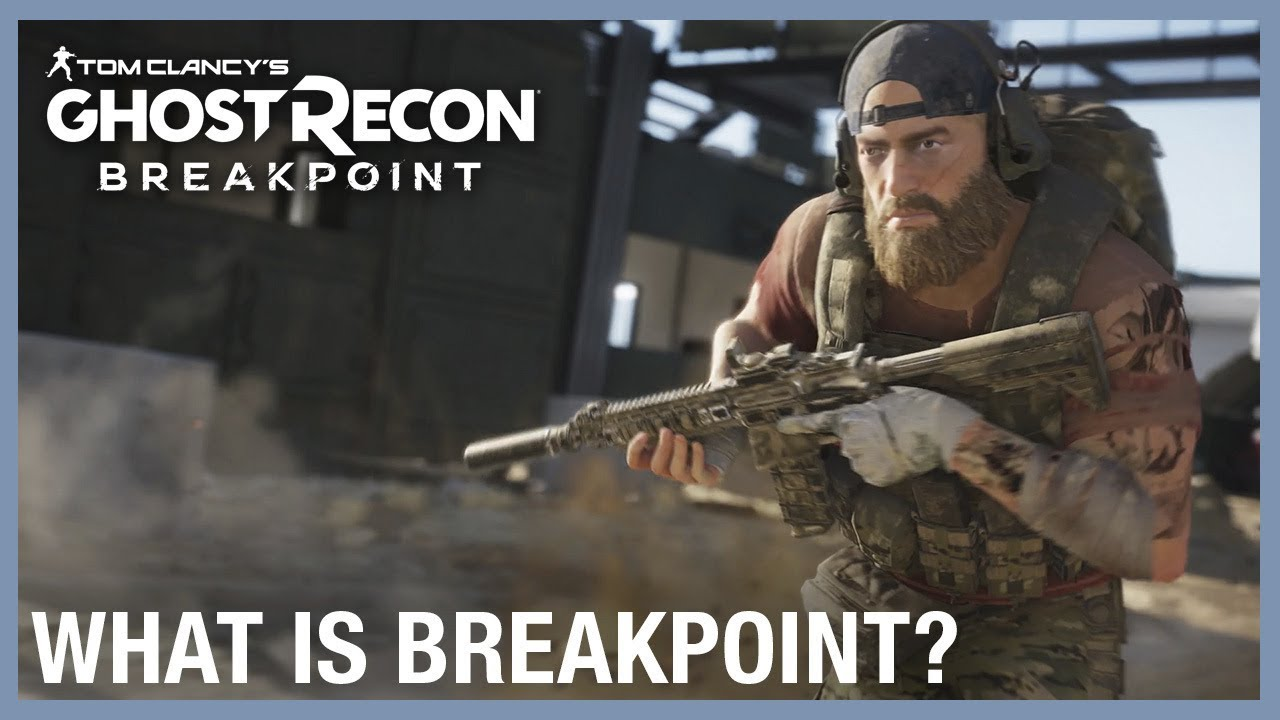Ghost Recon Breakpoint on Xbox One, PS4, PC | Ubisoft (US)