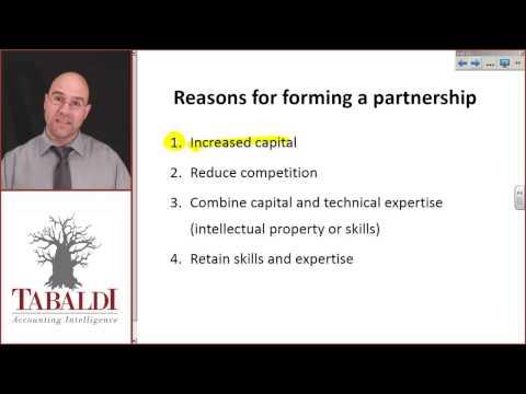 FAC1601-SU2- Introducing Partnerships