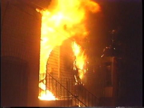 South St  Roslindale 3 alarm fire flashback