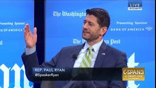 Failed Speaker Paul Ryan now claims he never wanted the job
