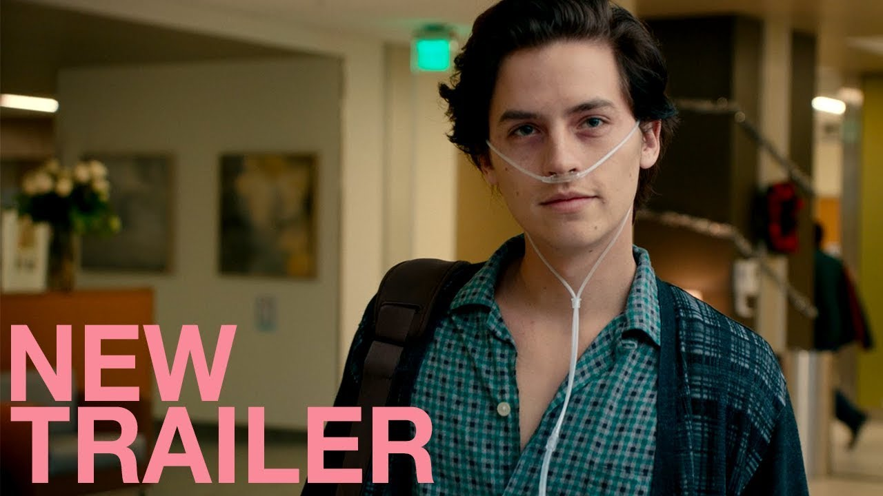 Five Feet Apart Trailer 1 Hd Haley Lu Richardson Cole Sprouse Youtube