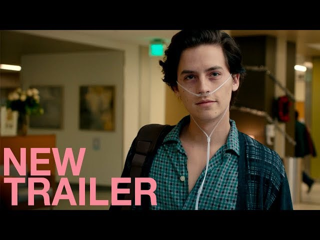 FIVE FEET APART - Trailer #1 - HD - (Haley Lu Richardson, Cole Sprouse)