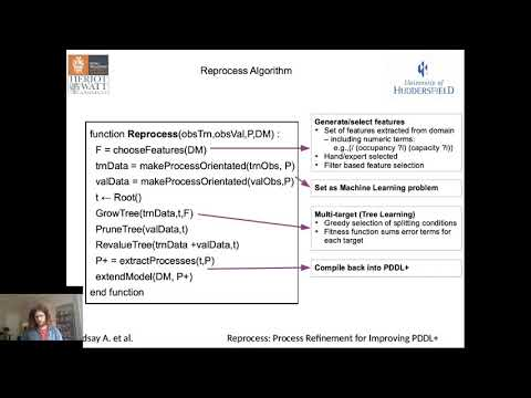 "ICAPS 2020: Lindsay et al. on ""Refining Process Descriptions from ..."