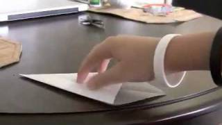 How To Make An Origami Humpback Whale Easy Part 1
