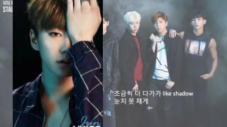 유키스 U-KISS - Stalker 한국어가사 Korean Lyrics 韓語歌詞