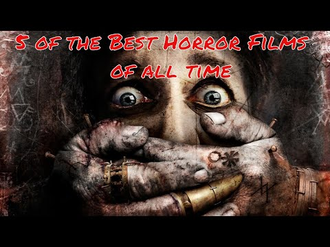 5 of The Best Horror Films - Are you ready for a Nightmare on Kal's Corner?