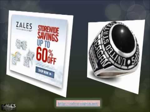 Zales Coupon - $50 discount on Jewellery via Zales Coupons