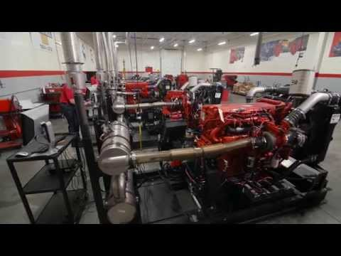 Uti Rancho Cucamonga >> Universal Technical Institute - Exton Campus Diesel Labs - YouTube