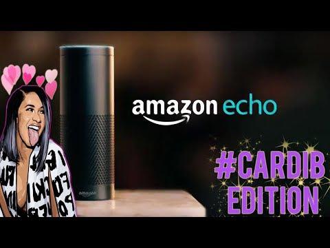 Download Youtube: Introducing Amazon CardiB (Echo Meme/Parody)