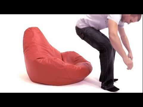 Gaming Bean Bag Recliner
