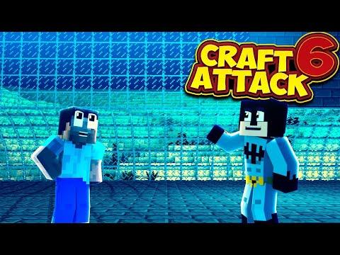Gamerstime zeigt mir sein UNNORMALES Aquarium! - CraftAttack 6 #26 mit Gamerstime & Balui