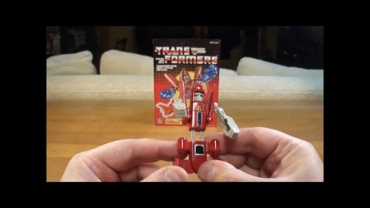 Transformers G1 Reissue AUTOBOT POWERGLIDE Action Figure Toy Kids Gift