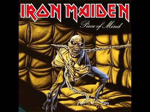 Iron Maiden Piece Of Mind (1983) Full Album HD