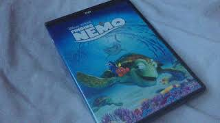 My DVD Update [10] Finding Nemo 2004 And 2013 And Finding Dory…