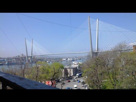 Прямая трансляция: Мост ЗОЛОТОЙ (Владивосток)