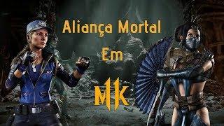 Aliança Mortal entre Sonya e Kitana | Teoria do Mortal Kombat 11