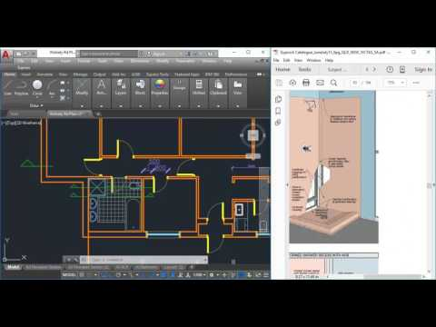 Wolsely Rd AutoCAD 15   Wet Area Detail