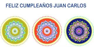 JuanCarlos   Indian Designs - Happy Birthday