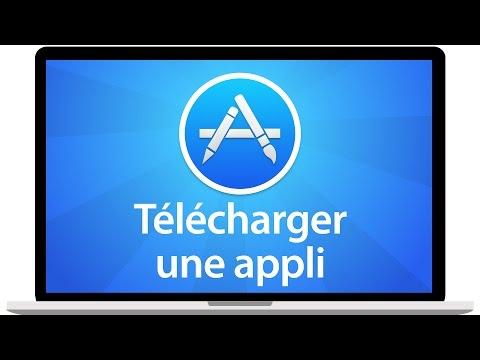 Tutoriel Mac - Te?le?charger une application depuis l'AppStore