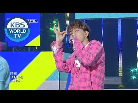 1TEAM - VIBE(습관적 VIBE)[Music Bank/2019.04.05]