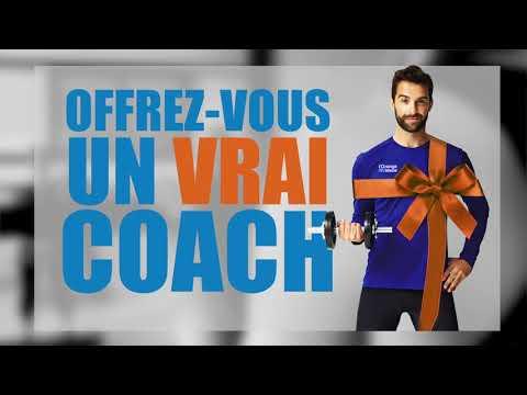 Offrez-vous un vrai coach ! Campagne octobre 2018
