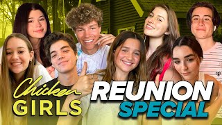 CHICKEN GIRLS | Reunion Special | Annie & Original Cast