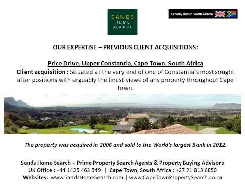 Prime Property Buying Advisory and Property Search in the UK and The Cape South Africa