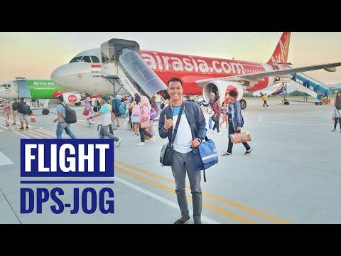Flight Report - Air Asia Bali To Jogjakarta