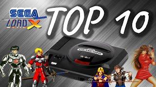 My Sega Genesis T๐p 10