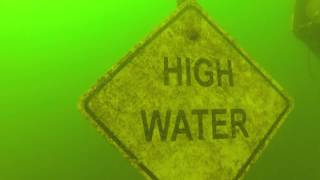 Lake Murray SC Diving @ the Irmo Side Dam teaser attractions...