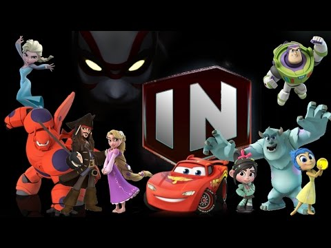 Disney Infinity: The Movie Trailer...