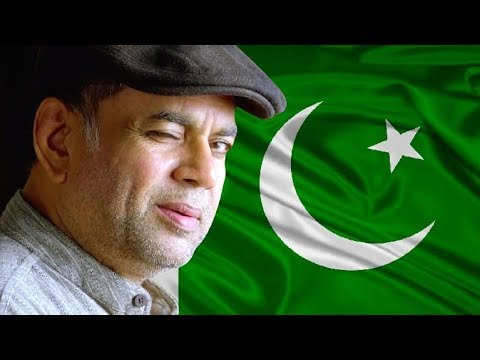 Paresh Rawal on JOKES about Pakistan in 'Guest Iin London'!