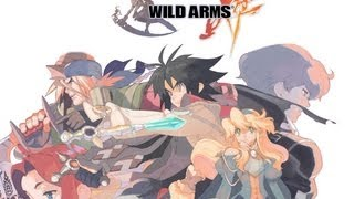 Wild ARMS XF Opening (in HD)