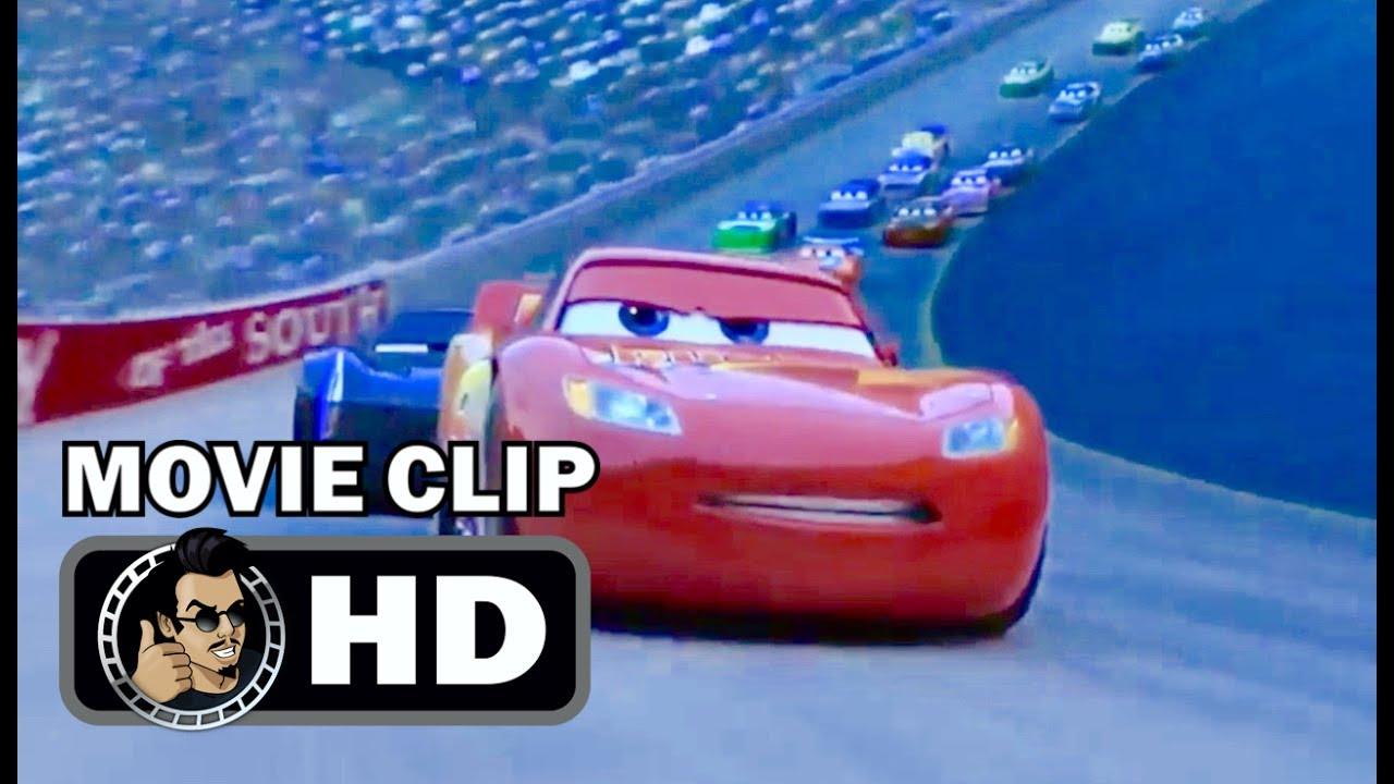 CARS 3 Movie Clip