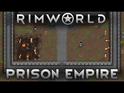 [54] Solar Flare & Power Surge Protection | RimWorld 1.0 Prison Empire