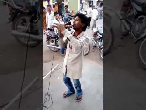 Amazing Indian Street Musician