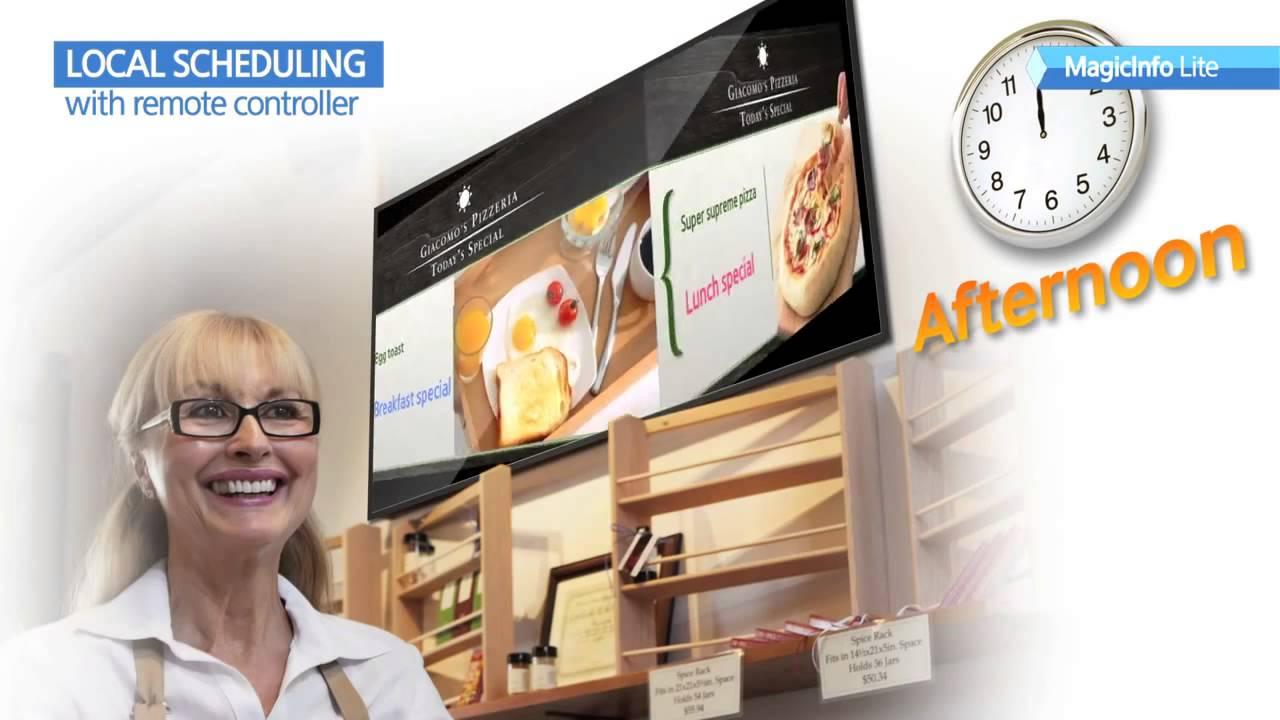 Samsung MagicInfo Unified Lizenz - Vereinheitlichte Lizenz