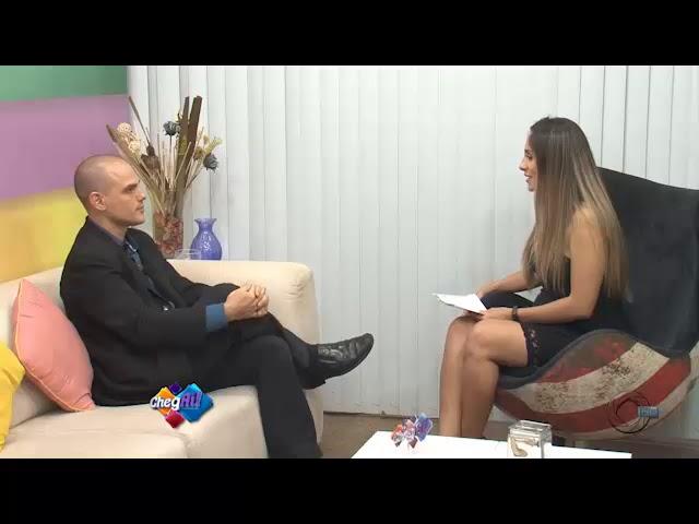 Prem Hamido Ansiedade Chega Aí 10/Maio/2018 com Carol Carvalho  2/3