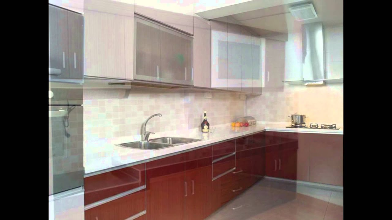 0856 599 72 807 M3 Kitchen Set Bandung Youtube