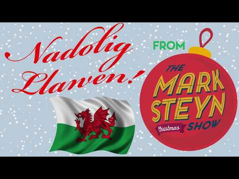 The Mark Steyn Christmas : Siân Phillips  A Child's Christmas in Wales